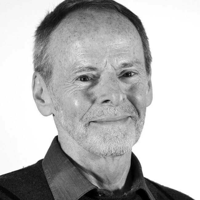 headshot of Phil Chard