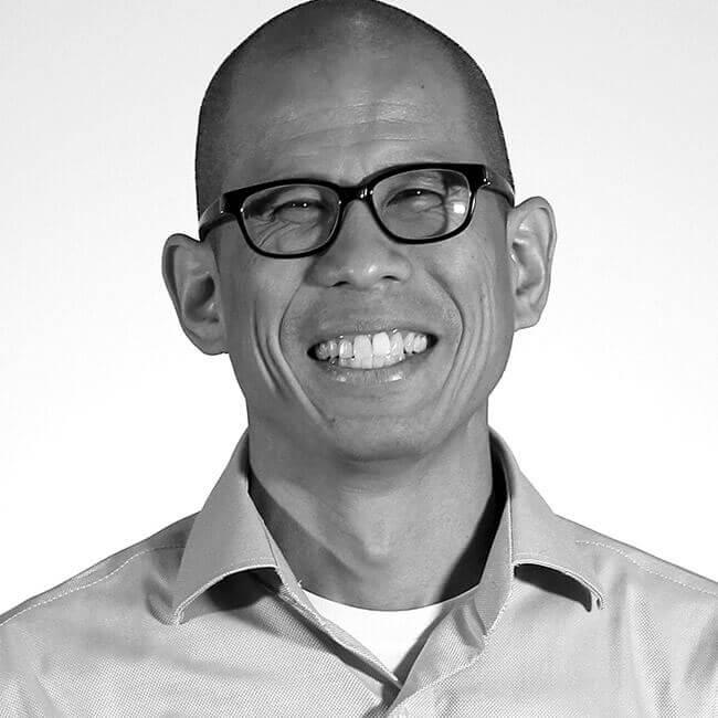 headshot of Peter Weng