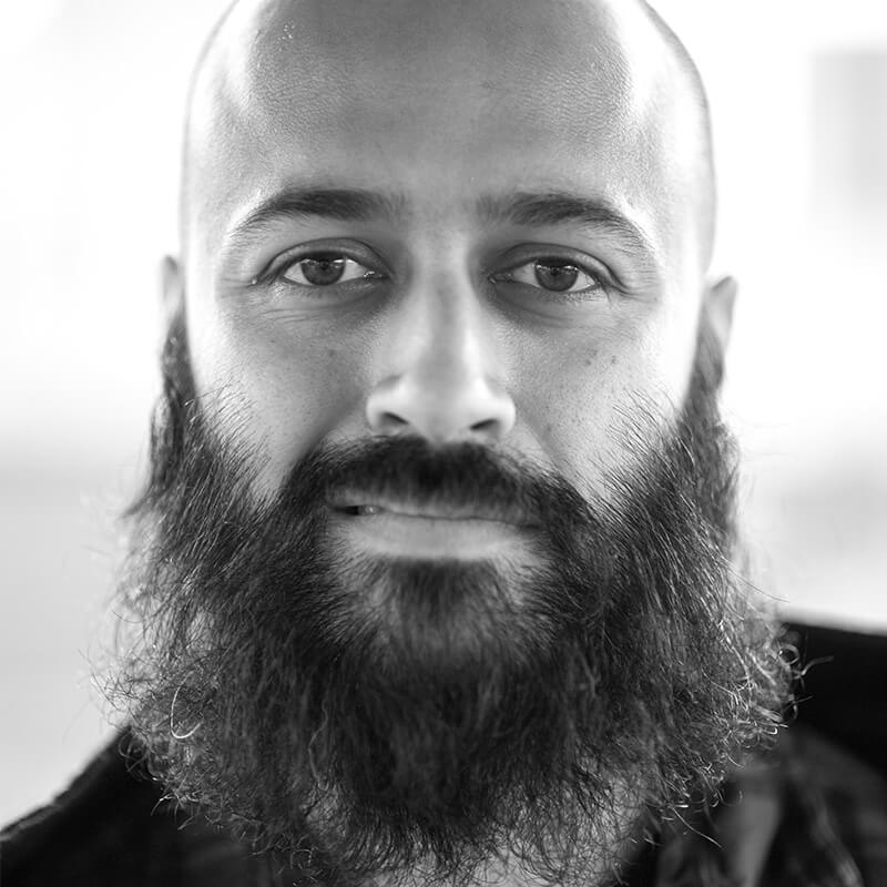 headshot of Jay Vidyarthi